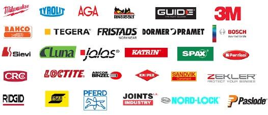 Teollisuustarviketuote kumppanit