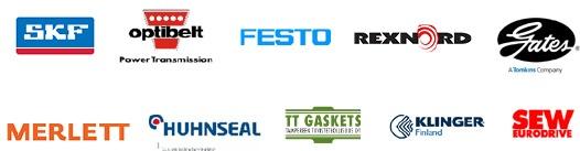 Teollisuuskomponenti kumppanit