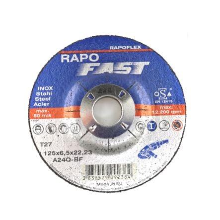 Rapo Fast 125x6,5mm